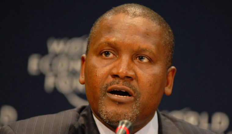 We need visionary leaders like Nana Addo – Aliko Dangote