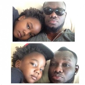 I'm a proud DAD – David Osei
