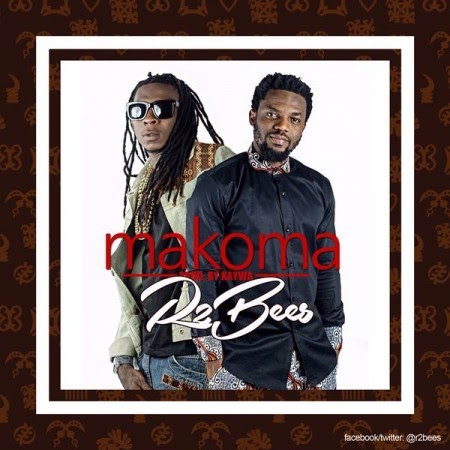 [Lyrics] Makoma ~ R2bees