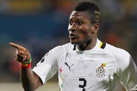 Asamoah Gyan donates $10,000 to Kwabena Kwabena's Save A Life Foundation