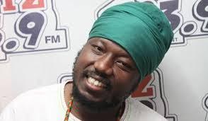 Blakk Rasta shares reggae CDs to MPs