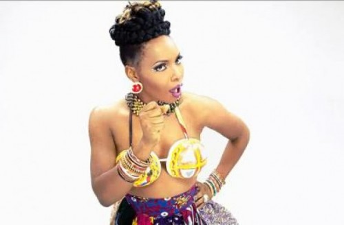 Congrats: Singer, Yemi Alade's Johnny music video hits 100m views on Youtube