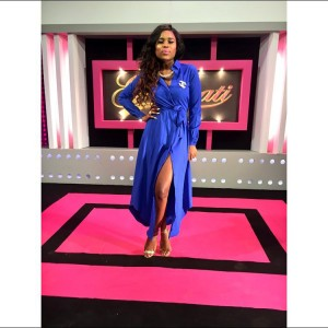 Pictures Of Gorgeous TV/Radio Personality; Berla Addardey