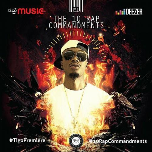 10 Rap Commandments ~ E.L