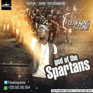 [Lyrics] God Of The Spartans ~ Flowking Stone