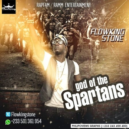 [Lyrics] God Of The Spartans ~ Flowking Stone