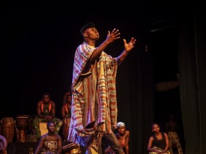 The Birth Of A Nation;Wogbe Jeke – Heritage Theatre Series