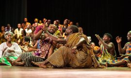 "HERITAGE THEATRE  ""WO GBE JEKE"" PICTURES"