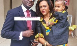 Actor Emeke Ike's Wife Files For Divorce