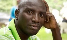 Socrate Safo gets a surprise 48th birthday party