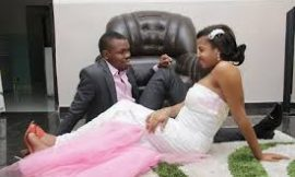 Nollywood actor, Ibeka Emmanuel, Wife Expecting First Child