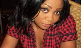 Photos: KIA Truck damages Vicky Zugah's eye in dawn accident