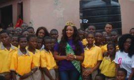 Ghana's Most Beautiful Winner, Baci turns a teacher