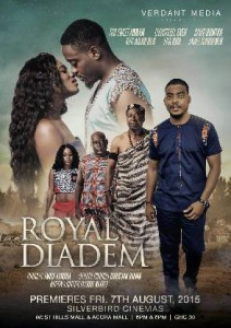 'Royal Diadem' premieres on August 7