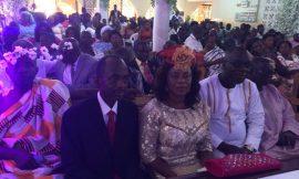 PHOTOS: Sir John storms Asiedu Nketiah's son's wedding