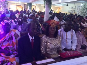 PHOTOS: Sir John storms Asiedu Nketiah's son's wedding