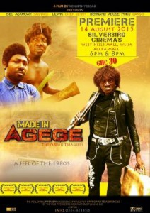 Trailer: 'Made In Agege' premieres at Silverbird Cinemas on August 14