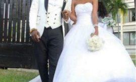 Photos: Hiplife artist weds Kwesi Pratt's daughter