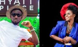 Becca confirms love affair with Bisa Kdei?