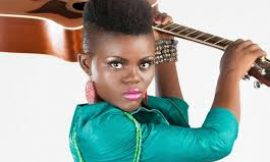 Wiyaala cautions female musicians to stop being lazy