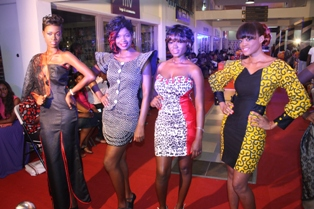 African Figure Fashion Show comes off in July