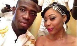 Footballer Afriyie Acquah & Wife, Amanda On Vacation In Dubai