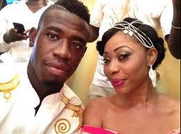 Footballer Afriyie Acquah & Wife, Amanda On Vacation In Dubai