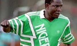 RASHIDI YEKINI HONOURED IN PORTUGAL
