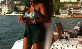 REAL REASON INI EDO ACTUALLY TRAVELLED TO ISTANBUL