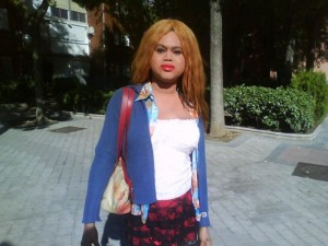 """Jesus Christ is a myth"": Nigerian transsexual 'celeb' proclaims"