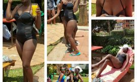 Comedian Kansiime Anne Posts Bikini Pictures On Social Media
