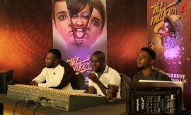 MTN HITMAKER  KUMASI AUDITION PICTURES