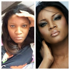 The Magic Make Up Can Do For You