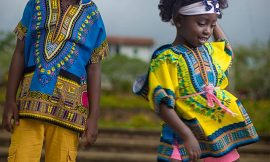Adorable Pictures Of Okyeame Kwame's Kids