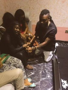 Pappy Kojo Pays A Special Visit To Obrafuor