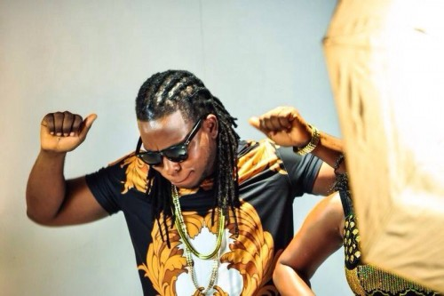 """Edem For """"Best Ghana Musician"""" Of The Year At City People Awards 2015"""