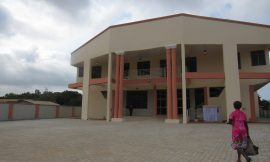Church Of Pentecost Dedicates New Church Building At Sakumono District