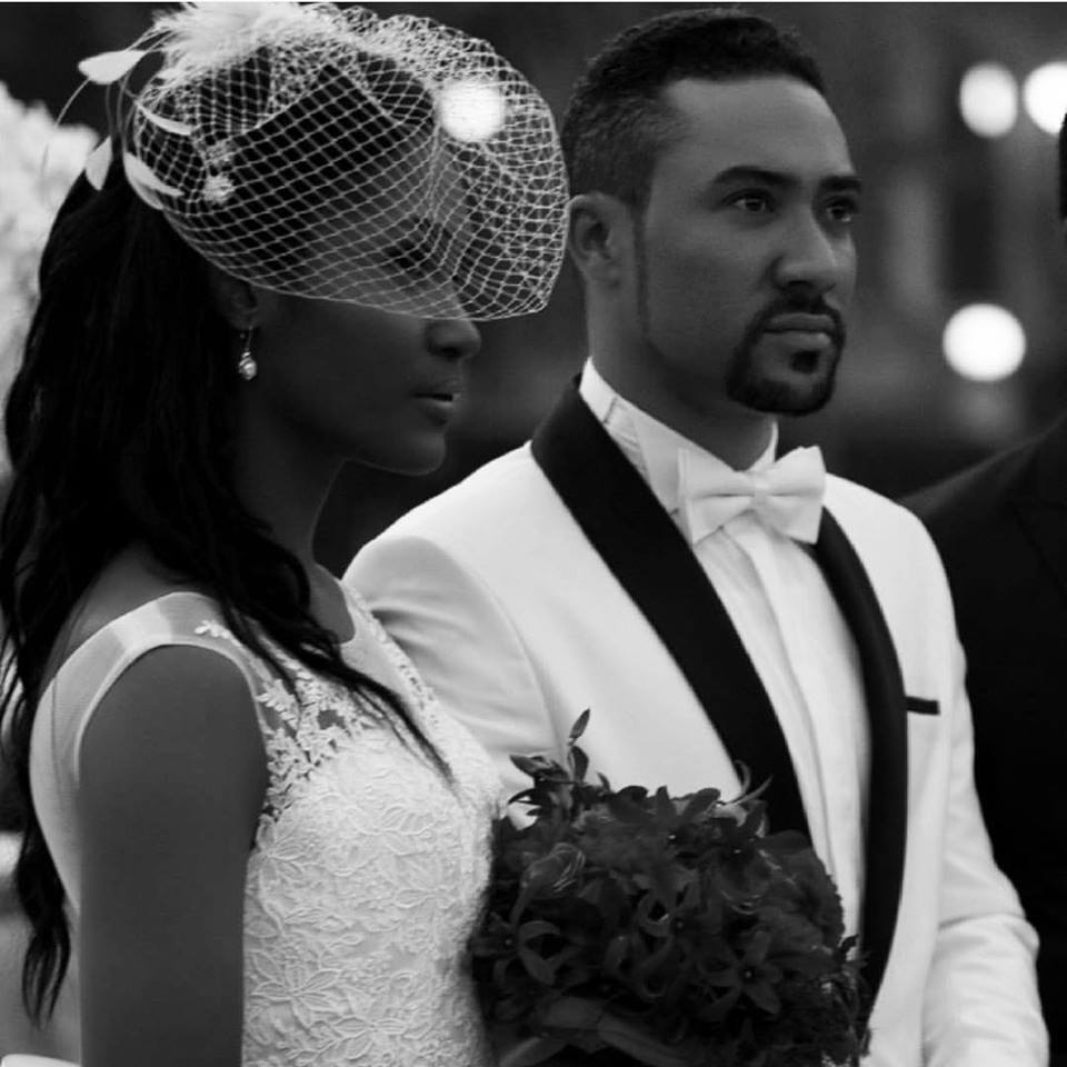 John Dumelo's Anniversary Message To Majid And Wife