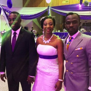 Ekow Smith Asante Gets Married!