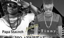 Papa Staunch releases Artwork for 'Mo Ay3 Weak'