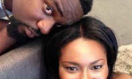 I'm proud of you – Sarkodie's girlfriend tells the world