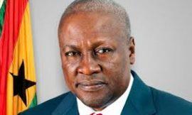 Mahama: I love Stonebwoy's 'Baafira', Lil Win and Agya Koo