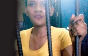 Asamoah Gyan's Lover/blackmailer behind bars