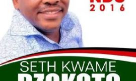 Kwame Dzokoto for NDC MP?