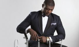Meet Lexis Bill; Glitz Africa Magazine's 'Man of Style'