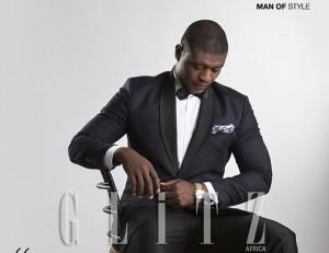 Meet Lexis Bill; Glitz Africa Magazine's 'Man of Style'