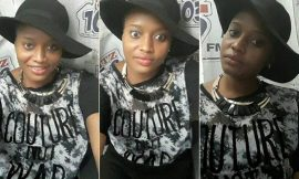 MzGee hosts Hitz FM's Weekend Entertainment Show