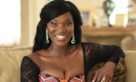 Anita Erskine crowned 'TV Hostess of the Year'