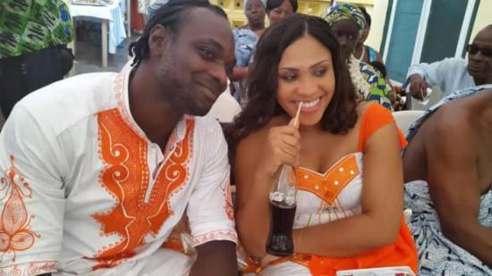 Beautiful wives of Ghanaian footballers