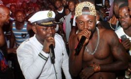 Praye Choirmaster holds Party for fans
